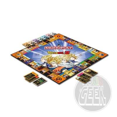 HASBRO Monopoly: Dragonball Z Edition