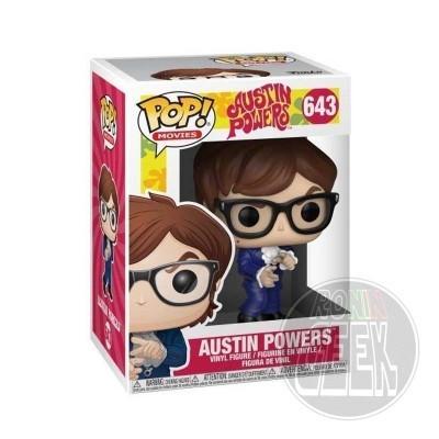 FUNKO POP! Movies: Austin Powers