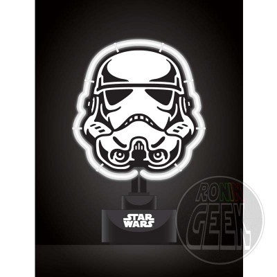 Star Wars Neon Light Stormtrooper