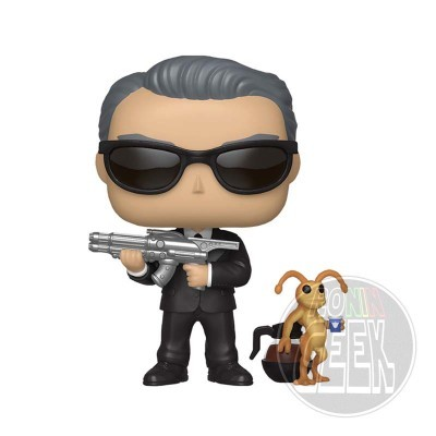 FUNKO POP! Movies: Men In Black - Agent K & Neeble
