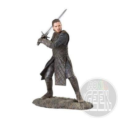 DARK HORSE Game of Thrones PVC Statue Jon Snow Battle of the Bastards
