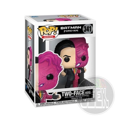 FUNKO POP! Heroes: Batman Forever (1995) - Two-Face