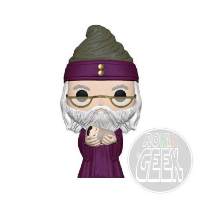 FUNKO POP! Harry Potter - Albus Dumbledore w/ Baby Harry