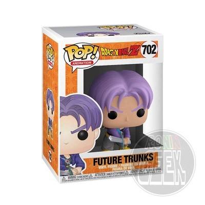 FUNKO POP! Animation: Dragonball Z - Future Trunks