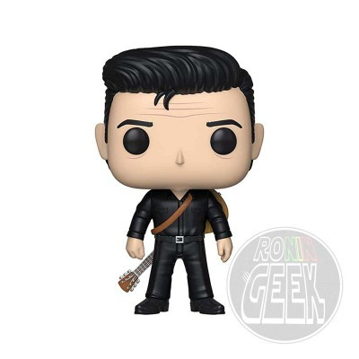 FUNKO POP! Rocks: Johnny Cash (in Black)