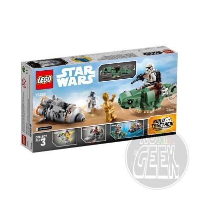 LEGO 75228 - Escape Pod vs. Dewback™ Microfighter