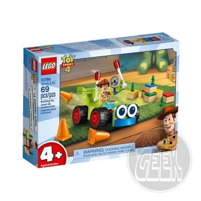 LEGO 10766 - Toy Story 4 - Woody & RC