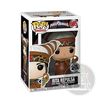 FUNKO POP! Television: Power Rangers - Rita Repulsa
