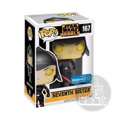 FUNKO POP! Star Wars Rebels - Seventh Sister
