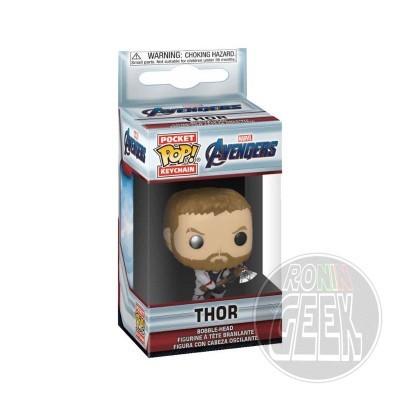 FUNKO POP! Keychain: Avengers Endgame - Thor