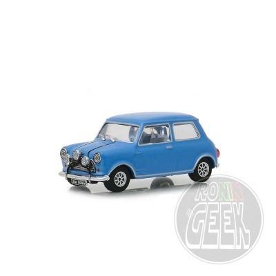 GREENLIGHT COLLECTIBLES The Italian Job - 1967 Austin Mini Cooper S 1275 MkI blue 1/64