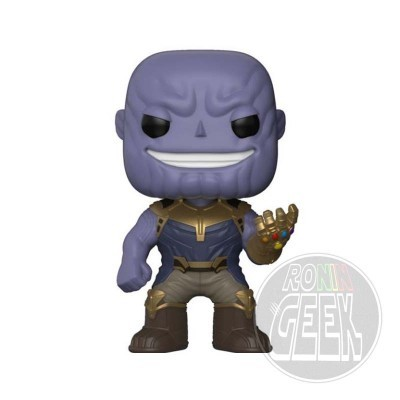 FUNKO POP! Avengers: Infinity War - Thanos