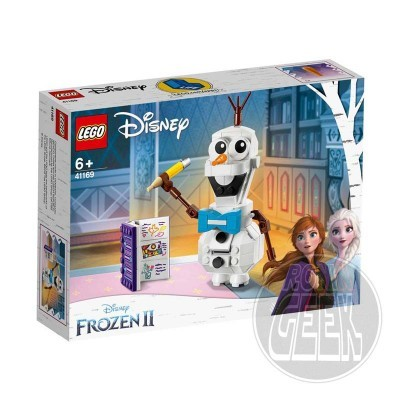 LEGO 41169 - Disney: Frozen II - Olaf