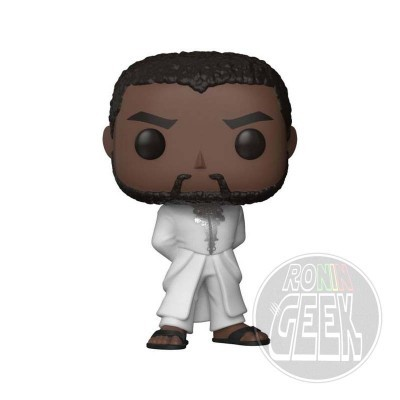 FUNKO POP! Black Panther - T'Challa (White Robe)