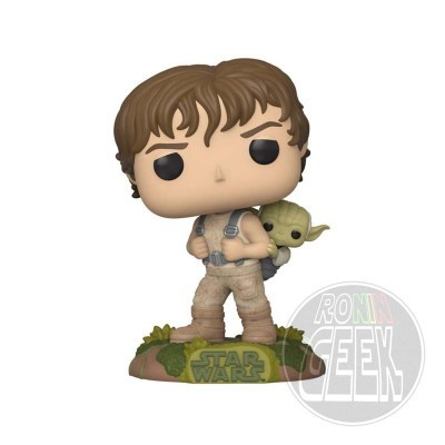 FUNKO POP! Star Wars - Training Luke with Yoda