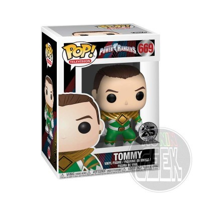 FUNKO POP! Television: Power Rangers - Tommy