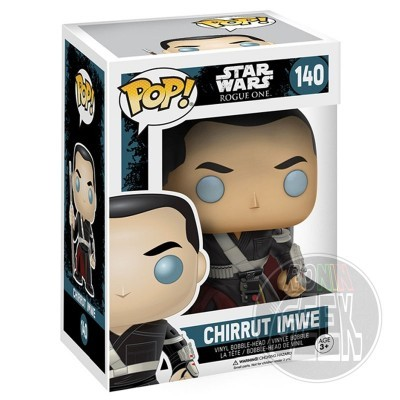 FUNKO POP! Star Wars Rogue One - Chirrut Imwe