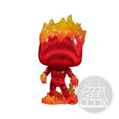 FUNKO POP! Marvel 80th - The Original Human Torch