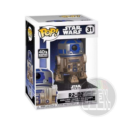 FUNKO POP! Star Wars - Dagobah R2-D2 (Special Edition)