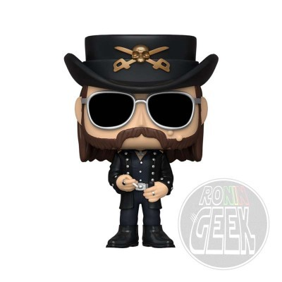 FUNKO POP! Rocks: Motorhead - Lemmy