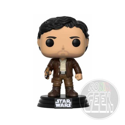 FUNKO POP! Star Wars Epi. VIII - Poe Dameron