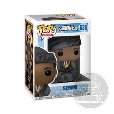 FUNKO POP! Movies: Coming to America - Semmi