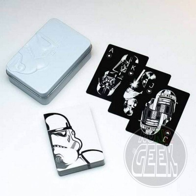 Star Wars Playing Cards Characters