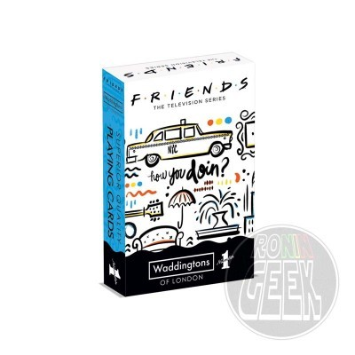 Friends Number 1 Playing Cards