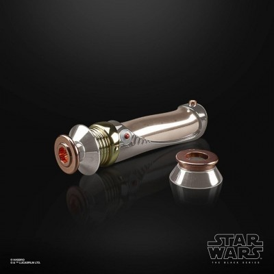 HASBRO Black Series Star Wars Replica 1/1 Force FX Lightsaber Emperor Palpatine