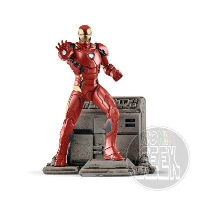 Marvel Comics Figure Iron Man