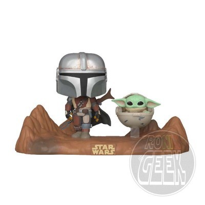 FUNKO POP! Star Wars: The Mandalorian - Mandalorian and Child