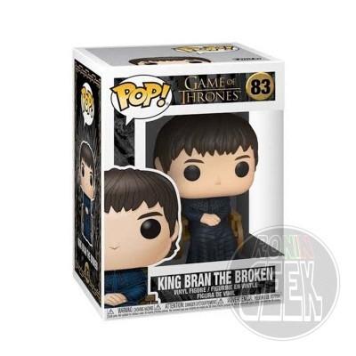 FUNKO POP! Television: Game of Thrones - King Bran The Broken