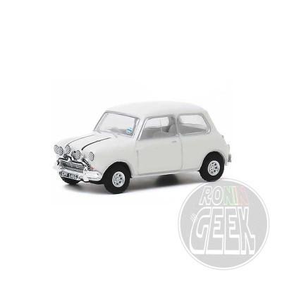 GREENLIGHT COLLECTIBLES The Italian Job 1967 Austin Mini Cooper S 1275 MkI white 1/64