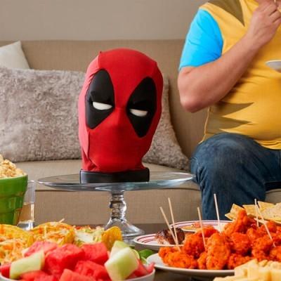 HASBRO Marvel Legends Interactive Head - Deadpool's Head