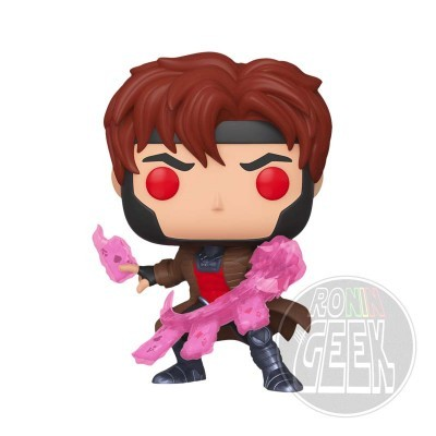 FUNKO POP! Marvel X-Men - Classic Gambit with Cards