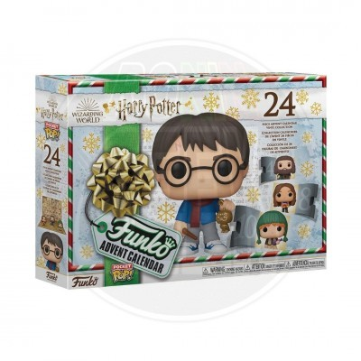PRÉ-VENDA FUNKO Harry Potter Countdown Pocket POP! Advent Calendar