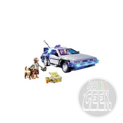 Playmobil 70317: Back to the Future - Delorean