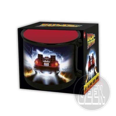 Caneca Back to the Future
