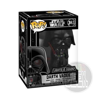 FUNKO POP! Star Wars: Darth Vader (Electronic)