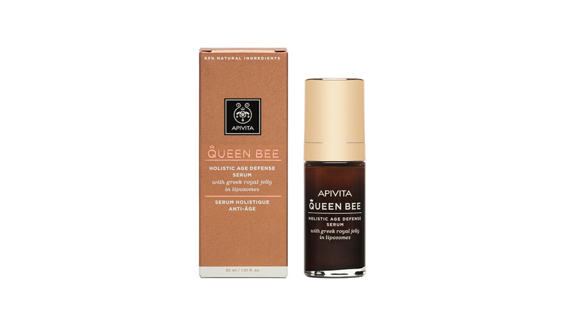 Apivita | Queen Bee Sérum Antienvelhecimento 30ml