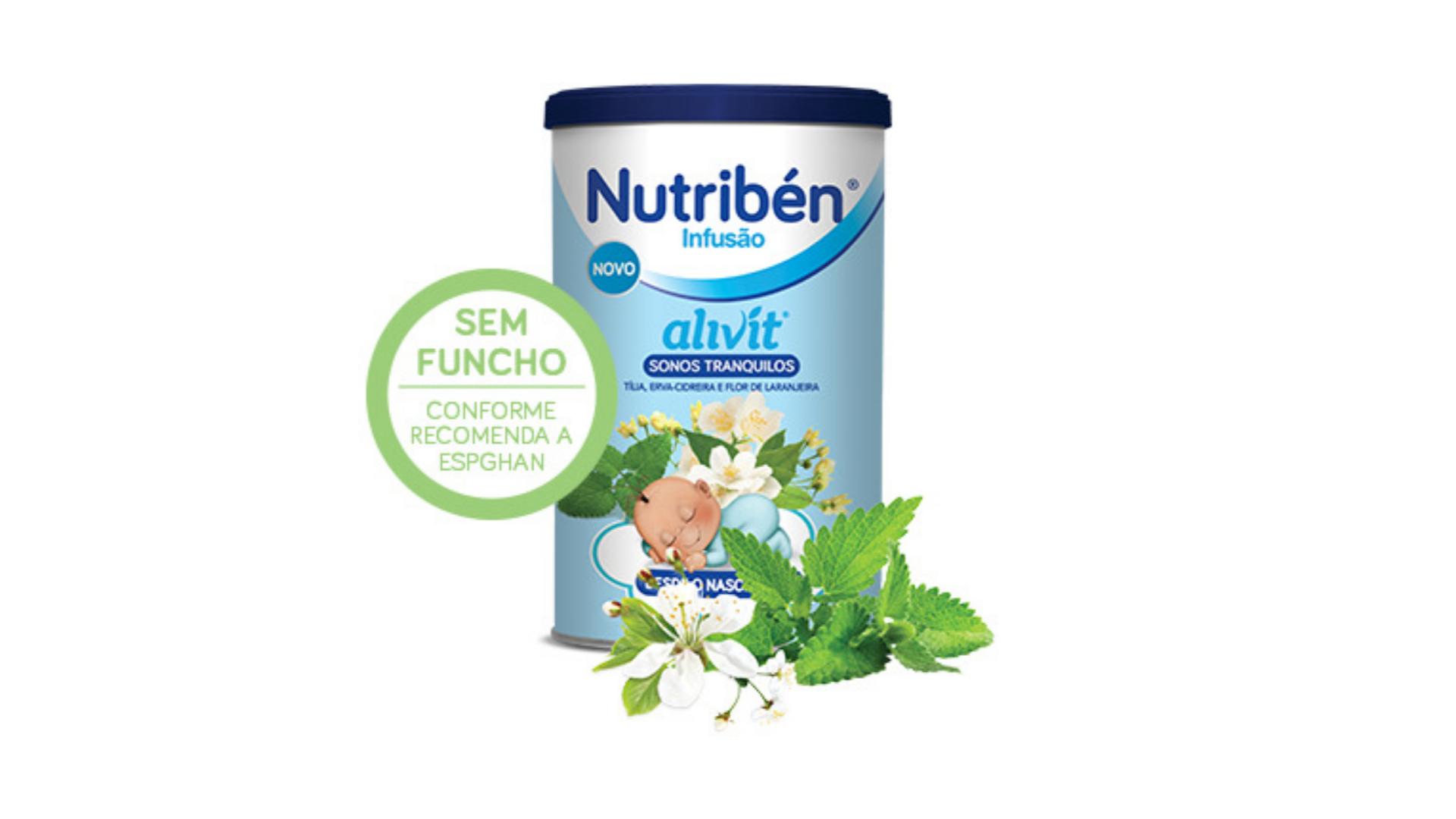 Nutribén | ALIVIT SONOS TRANQUILOS 150g