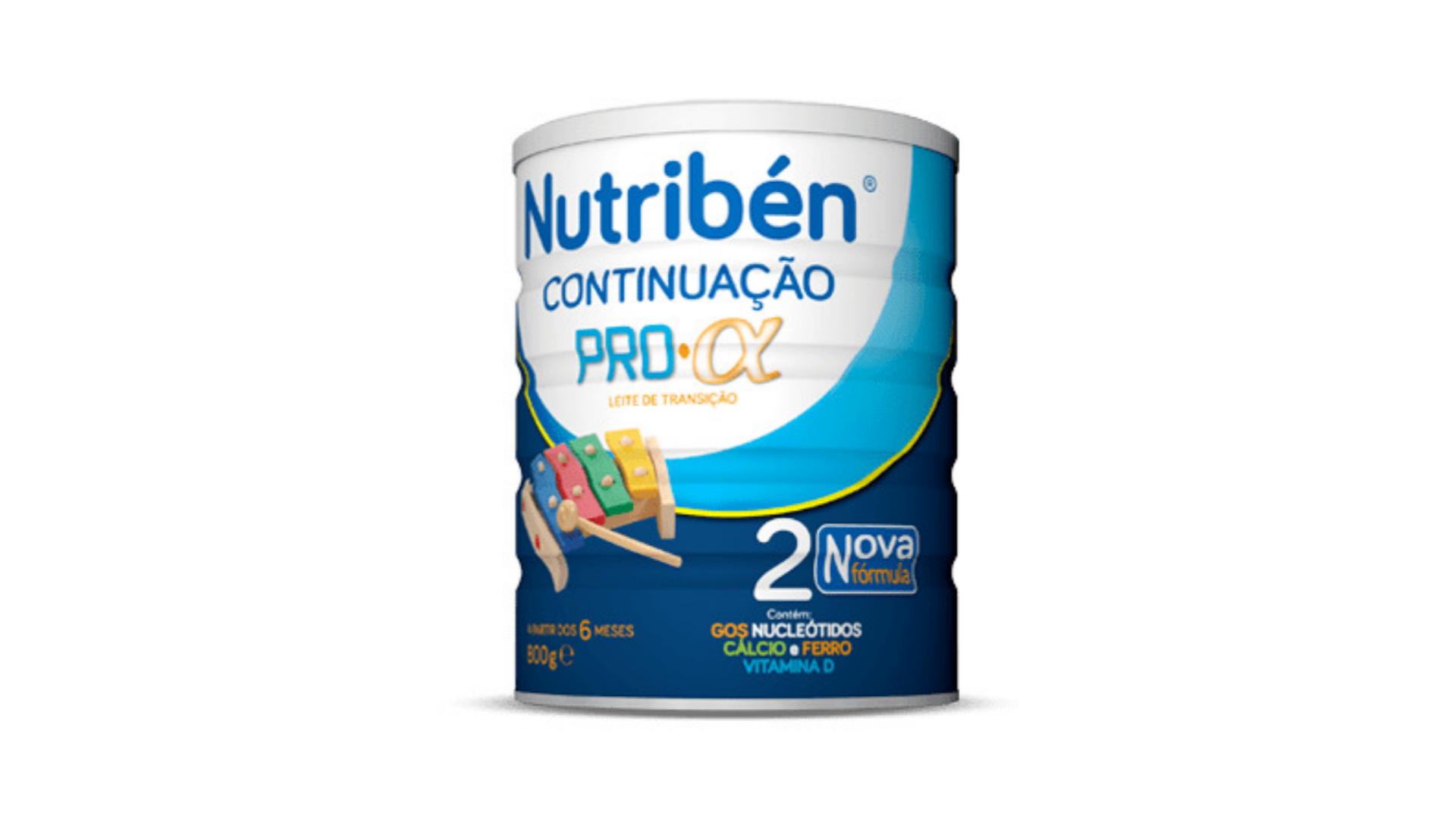 Nutribén | Continuação 2 PRO-ɑ 800g