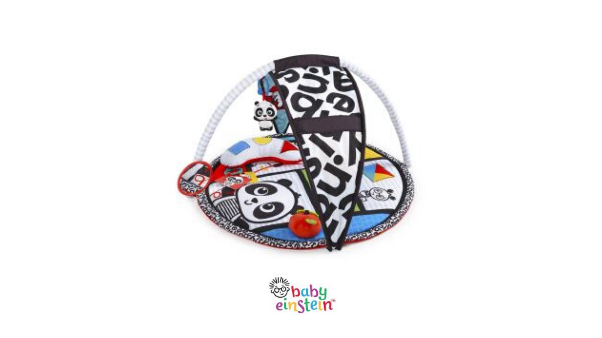 Saro | Parque de Atividades Panda High Contrast