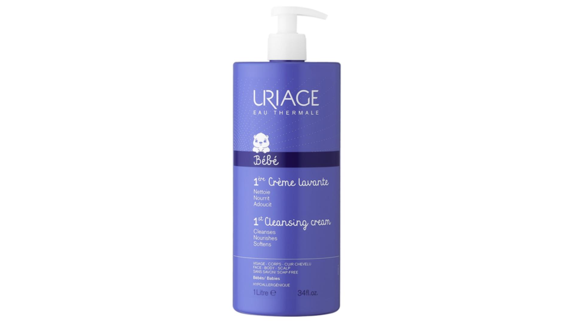 Uriage | Bébé 1º Creme Lavante