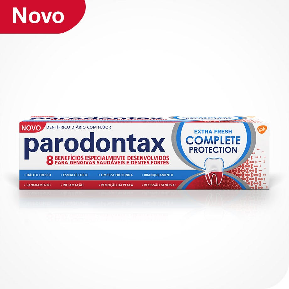 Parodontax | Complete Protection Extra Fresh