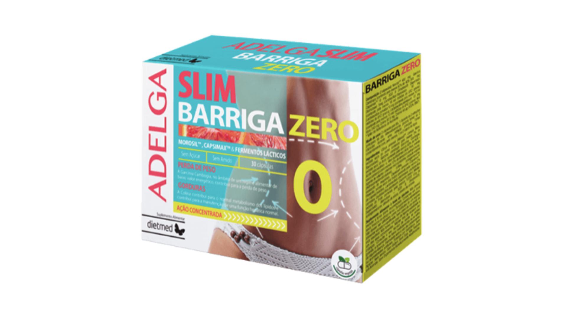 ADELGASLIM   Barriga Zero 30 cápsulas