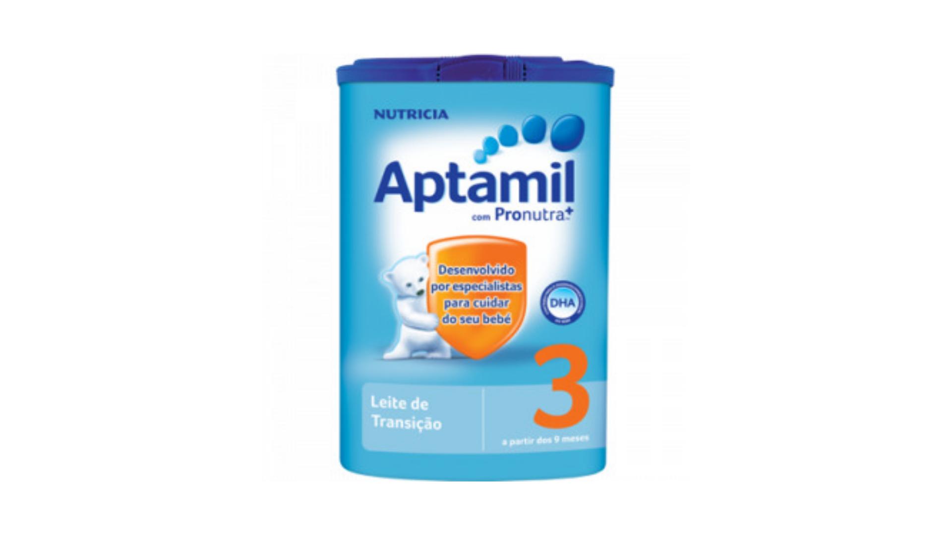 Aptamil 3   Leite de Transição 800g
