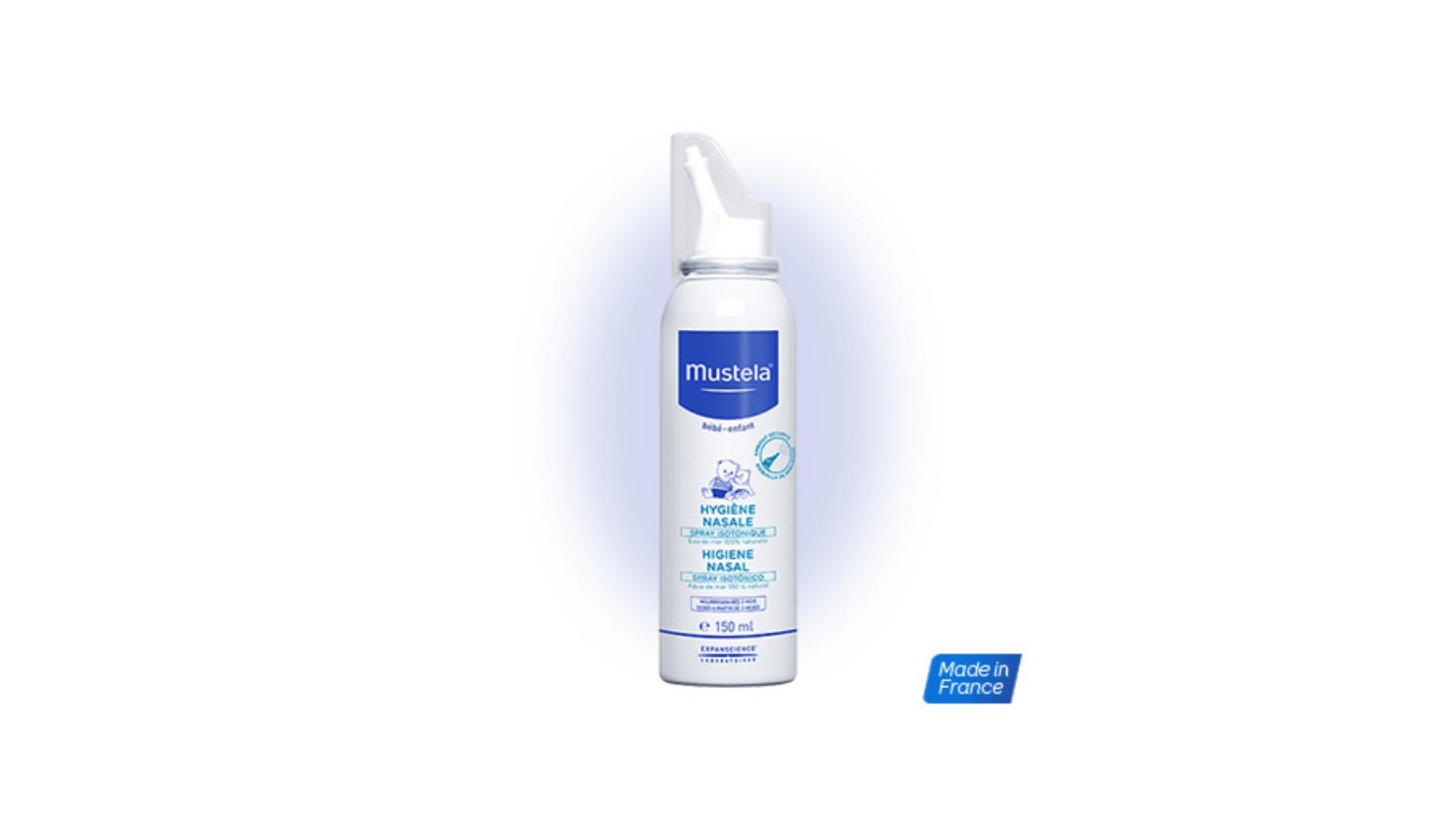 Mustela | Spray Higiene Nasal 150ml