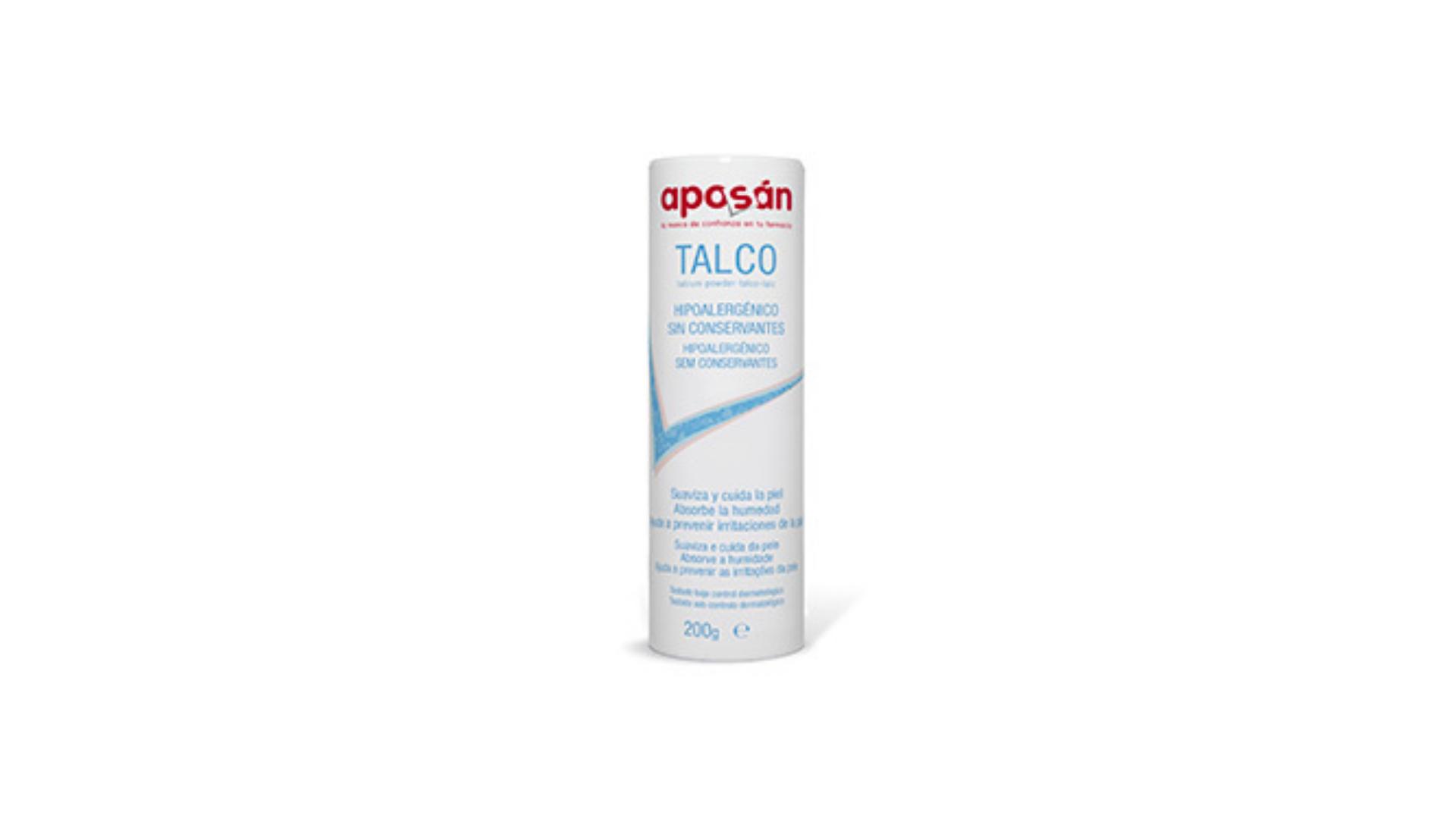 Aposan | Talco Perfumado 200g