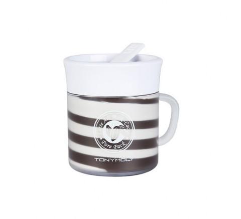 Tonymoly   Latte Art Milk Cacao Pore Care Pack
